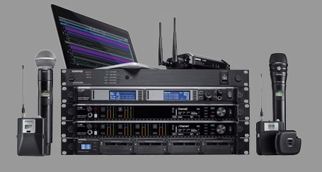 Hire Digital Wireless Microphone System