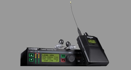 In-Ear Monitoring System Rental