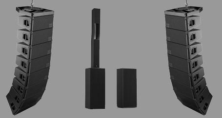 L-Acoustics Loudspeaker Rental
