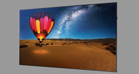 Samsung QM98 - 4K Display rental